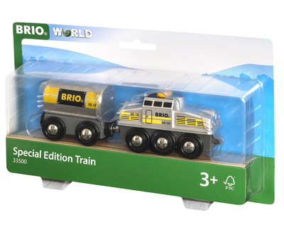 33823 BRIO Special Edition 2017 Train De grootste en