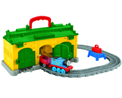 Thomas Adventures - Station Tidmouth