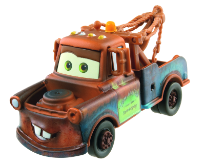 Disney Cars 3 diecast - Mater /Takel