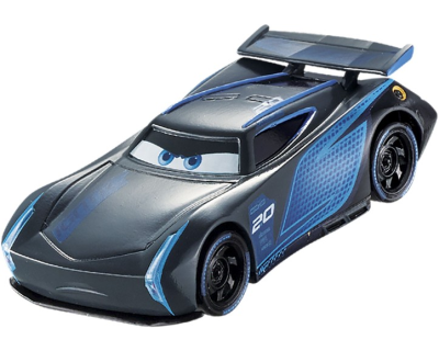 Disney cars 3 jackson storm disney cars 3 mattel for Cars autootjes