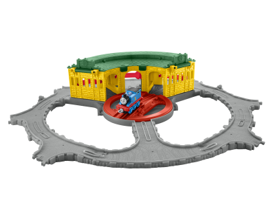 Thomas Adventures - Deluxe Tidmouth Station