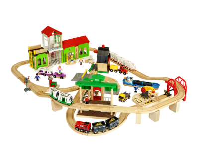 33870 Brio startset - Deluxe World Set