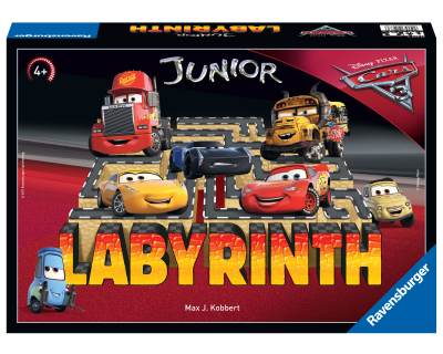 Disney Cars speel - Labyrinth junior