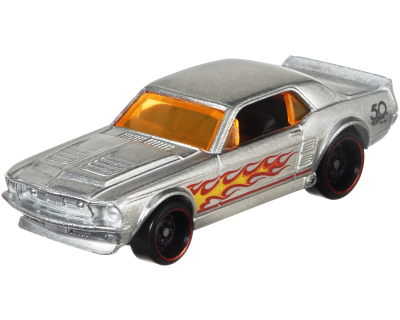 Hot Wheels Auto - '67 Ford Mustang Coupe