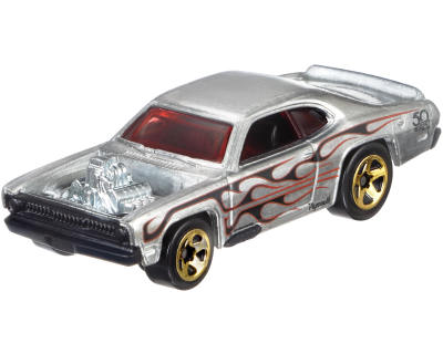 Hot Wheels Auto - Plymouth Buster Thruster