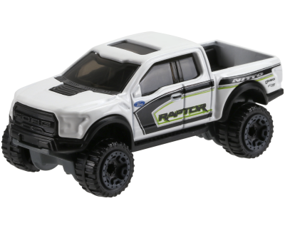 Hot Wheels Auto - '17 Ford F-150 Raptor