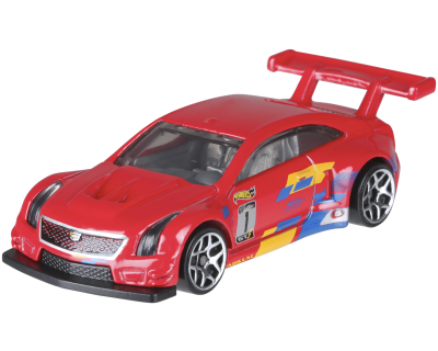 Hot Wheels Auto - '16 Cadillac ATS-V R