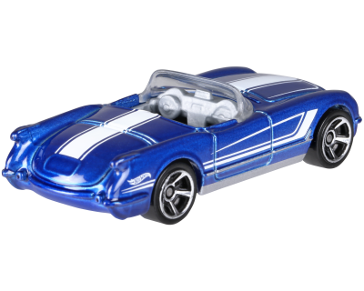 Hot Wheels Auto - '55 Corvette