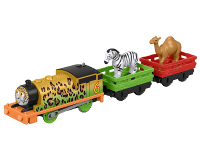 Thomas TrackMaster Motorised - Animal Adventure Percy