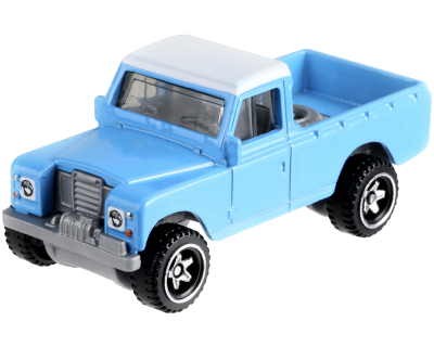 Hot Wheels Auto - Land Rover Series III Pickup