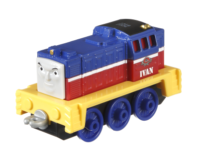 Thomas Adventures trein - Racing Ivan