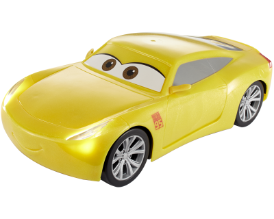 Disney Cars 3 -  Pratende Cruz Ramirez