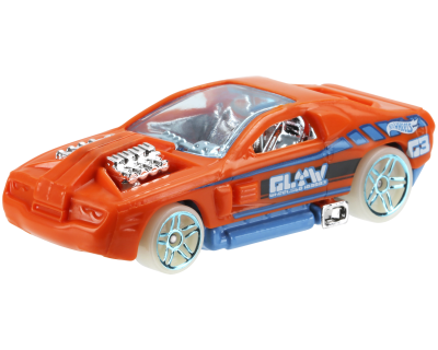 Hot Wheels Auto - Hollowback