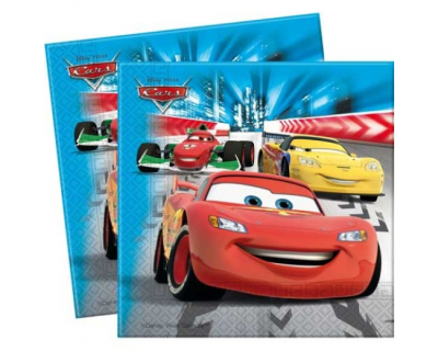 Disney Cars Racers feest servetten