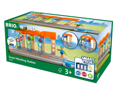 33874 BRIO Smarttrein Intelligent wasstation