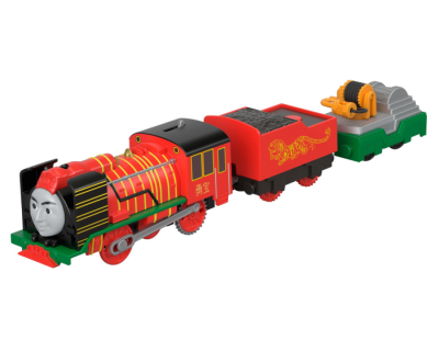 Thomas TrackMaster Motorised - Young Bao Rescue