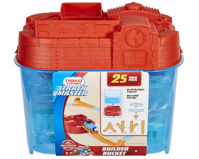 Thomas TrackMaster Motorised - Rails Builder Bucket