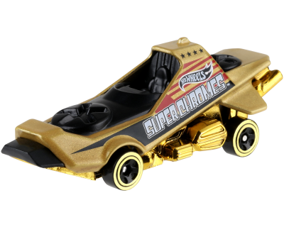 Hot Wheels Auto - Hover & Out