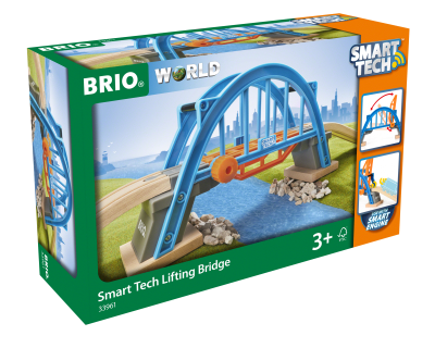 33961 Brio Trein Smart Tech  Hefbrug