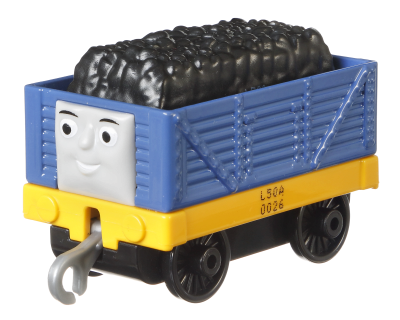 Thomas TrackMaster Push Along - Troublesome Truck