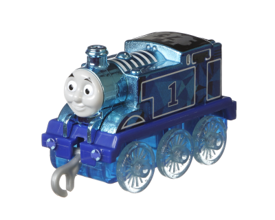 Thomas TrackMaster Push Along - 75th Anniversary Thomas
