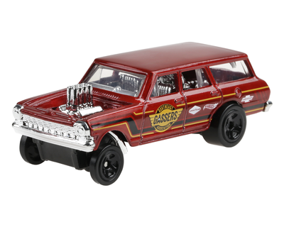 Hot Wheels Auto - '64 Nova Wagon Gasser