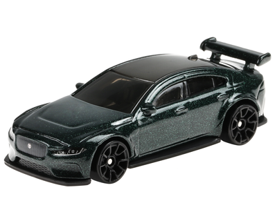Hot Wheels Auto - Jaguar XE SV Project 8