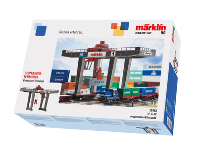 72452 Märklin Start up - Containerterminal