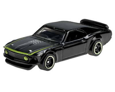 Hot Wheels Auto - '69 Ford Mustang Boss 302