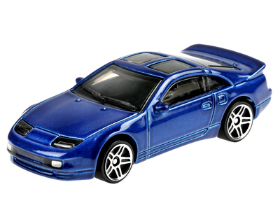 Hot Wheels Auto - Nissan 300ZX Twin Turbo