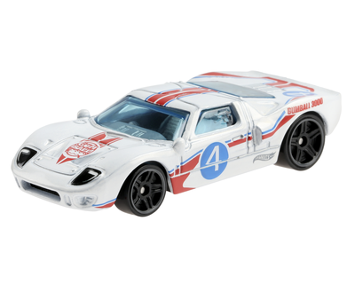 Hot Wheels Auto - Ford GT 40